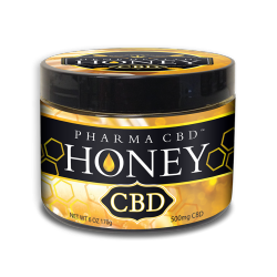 Hemp CBD Honey