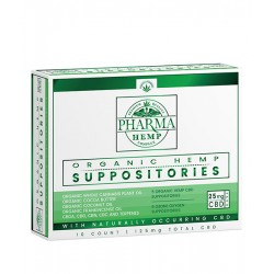 Hemp CBD Suppository with Ozone